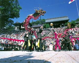 「龍踊り」の画像検索結果